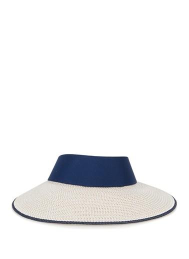 Eric Javits Eric Javits   Örgü Doku Detaylı Kadın Şapka 101635839 Lacivert
